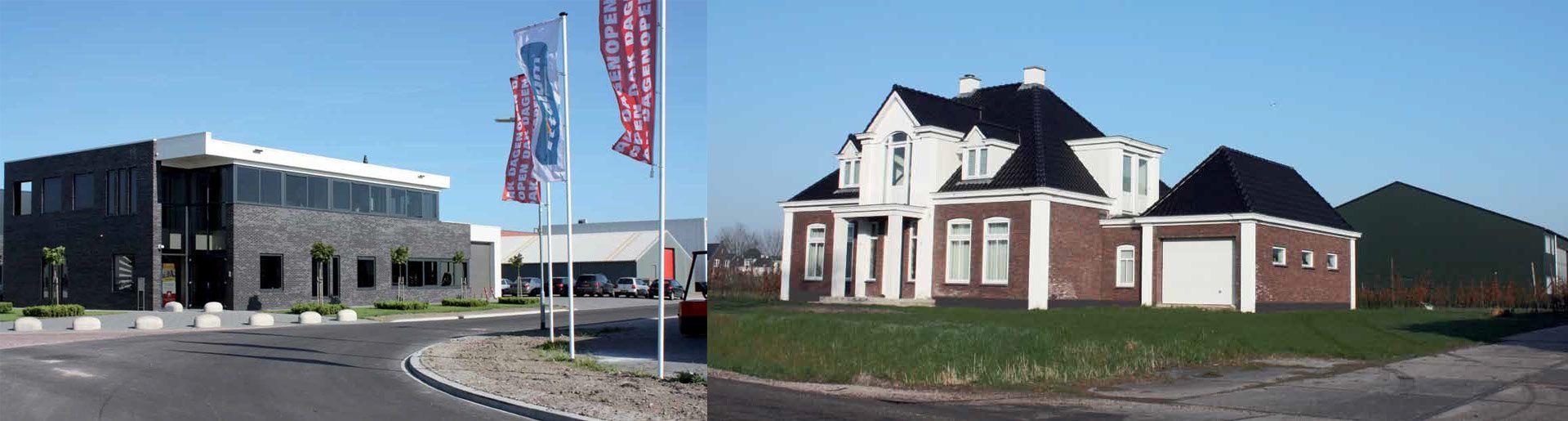 Woon-werkkavels in gemeente Drechterland